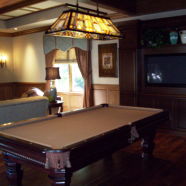 Mediterra Game Room